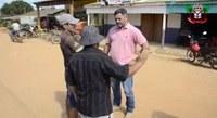 Alexandre Perote visita Comunidade de Realidade