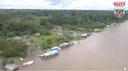 Blitz do Legislativo chega as comunidades da zona rural de Humaitá atingidas pela cheia do Rio Madeira