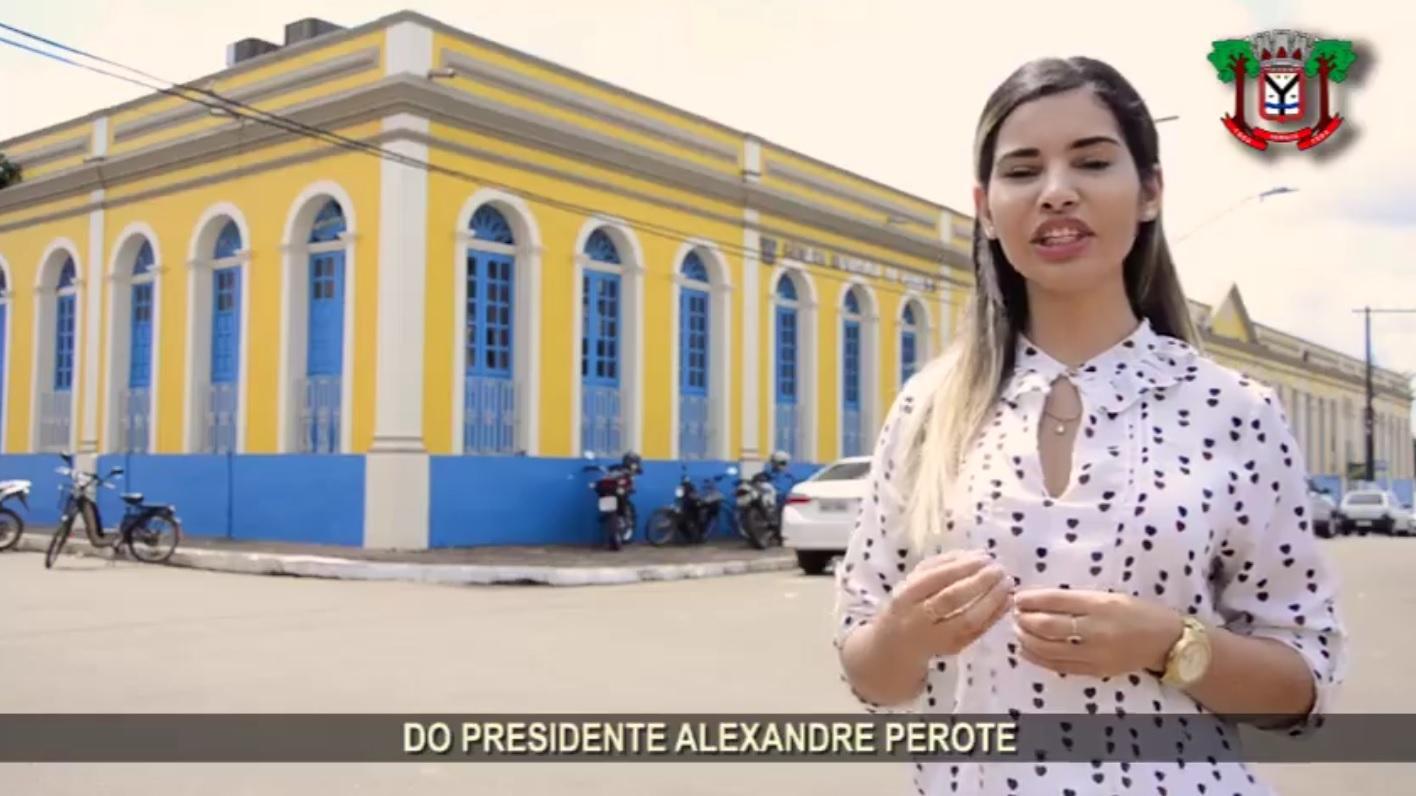 #PRESTANDO_CONTAS | CONFIRA OS RESULTADOS DESTE PRIMEIRO QUADRIMESTRE DE GESTÃO DO PRESIDENTE DA CÂMARA ALEXANDRE PEROTE (PMN) NA PRESIDÊNCIA DO PODER LEGISLATIVO EM HUMAITÁ-AM.