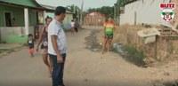 Vereador Ivo Dias, fiscaliza ruas em péssimas condições e cobra providências