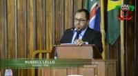 Vereador Russell Lello apresenta projeto de lei criando o parlamento jovem