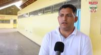 Vereadores de Humaitá fiscalizam condições da escola Marly Lobato Nery