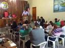Vereadores participam de audiência pública sobre prestação de contas da Saúde de Humaitá
