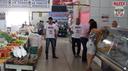 Vereadores realizam 'BLitz do Legislativo' no mercadão municipal de Humaitá